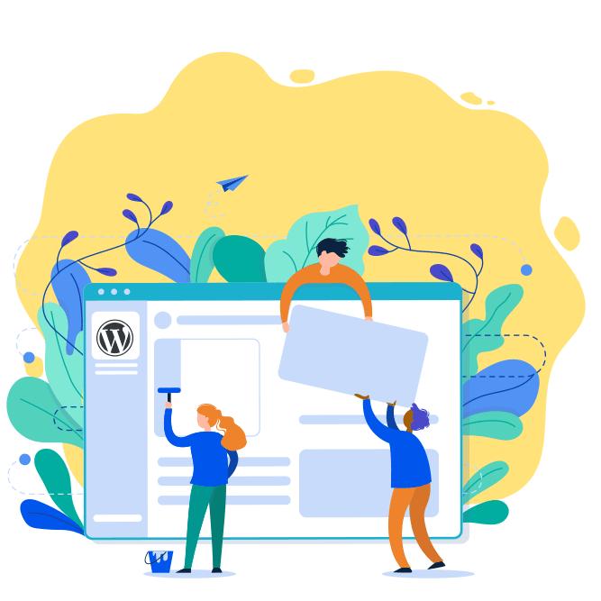 worpress web design
